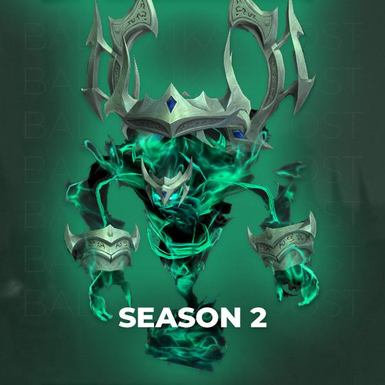 Keystone Master Boost Season 2
