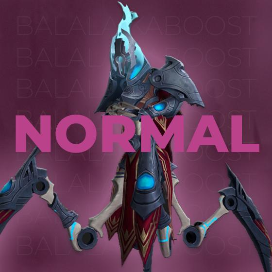 Normal Mode Tazavesh Boost Run